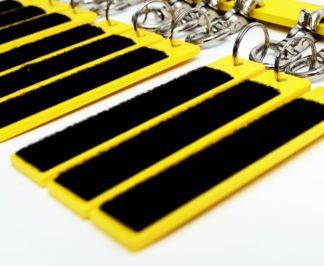 Zusatz-Geräteanhänger Gelb-0
