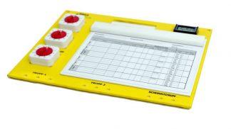 Doku-Tafel Typ B ohne Geräteanhänger-0