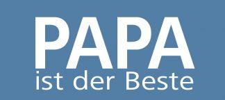 Papa ist der Beste - Motiv-Nr. 124-0