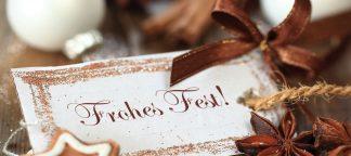 Frohes Fest-festlich - Motiv Nr. 22-0