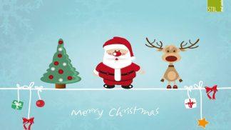 Merry Christmas - Motiv Nr. 30-0