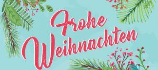 Frohe Weihnachten 60er Stil - Motiv-Nr. 157-0